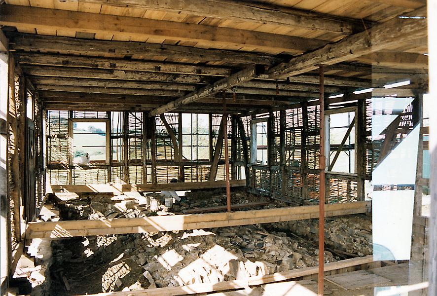 Rekonstruktion des Bandweberhauses