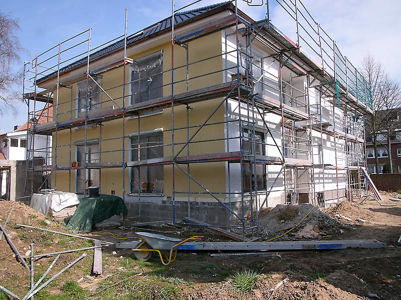 Umbau Mehrfamilienhaus Köln