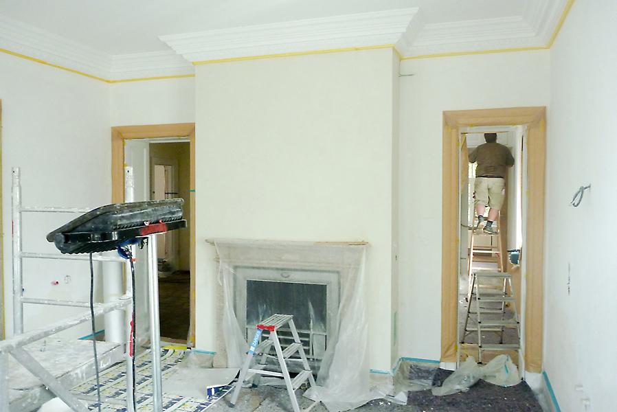Umbau und  Sanierung Villa